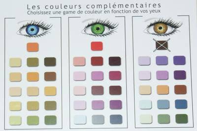 Quelles couleurs de maquillage pour mettre en valeur ses yeux ?