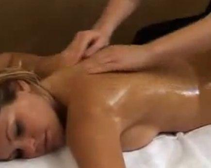massage du monde californien