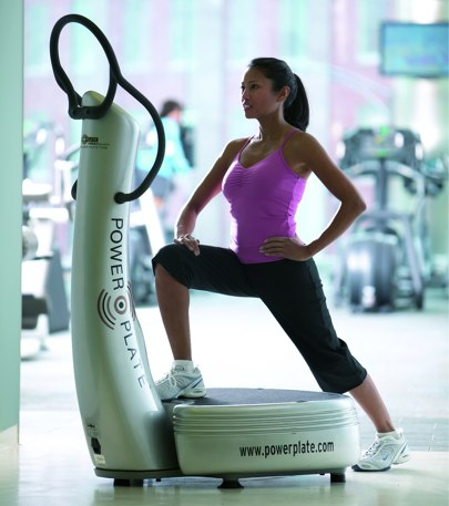 Powerplate effiace