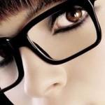Le maquillage et les lunettes